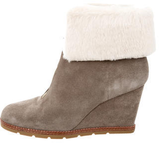 Kate Spade Kate Spade New York Suede Ankle Boots