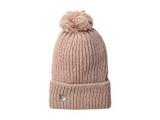 Betsey Johnson Pearl Jam Cuff Hat