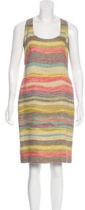 Akris Linen-Blend Dress