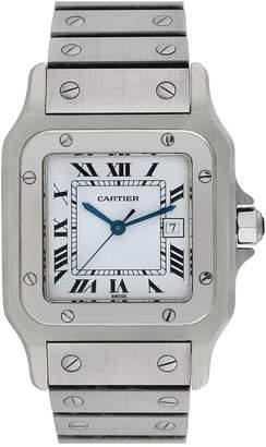 Cartier Heritage  1990S Unisex Santos Galbee Watch
