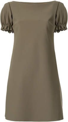 Chiara Boni shortsleeved shift dress