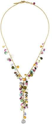 Marco Bicego 18K Multistone & Diamond Paradise Lavalier Necklace