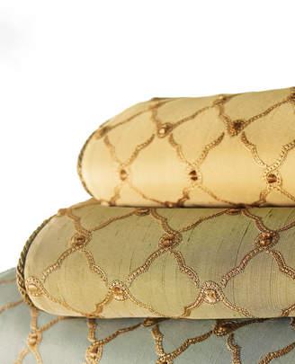 Dian Austin Couture Home King Tuscan Trellis Duvet Cover