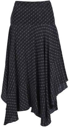 Stella McCartney Long Skirt Monogramme