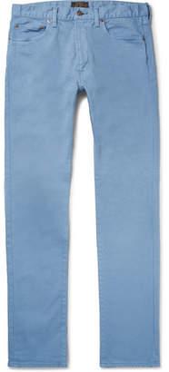 Beams Slim-Fit Tapered Denim Jeans