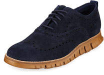 Men's Zerogrand Suede Sneakers
