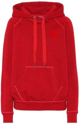Etoile Isabel Marant Isabel Marant, Étoile Malibu cotton hoodie