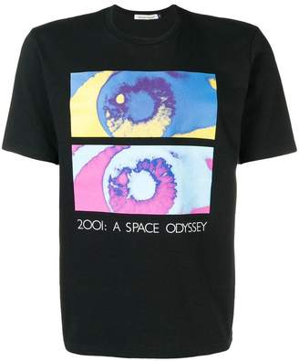 Undercover A Space Odyssey printed T-shirt