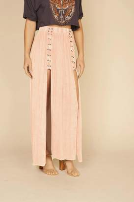Vintage Havana Washed Laced Maxi