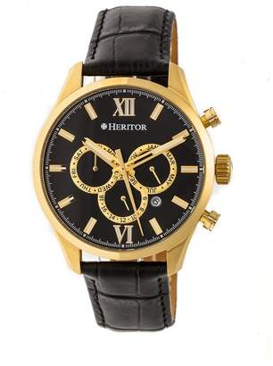 Heritor Benedict Automatic Multi-Function Dial Men's Watch HR6803