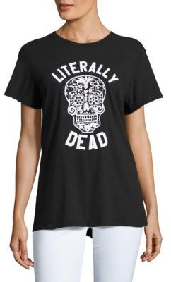 Suburban Riot Literally Dead Tee $44 thestylecure.com