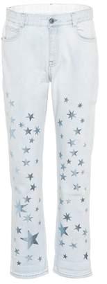 Stella McCartney Star skinny boyfriend jeans
