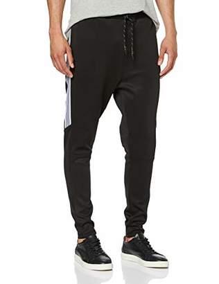 Religion Men's Crash Sports Jogger, (Black 002), (Size:XXL)