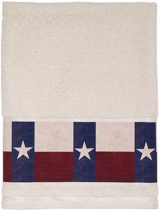 Avanti Texas Star Bath Towel Bedding