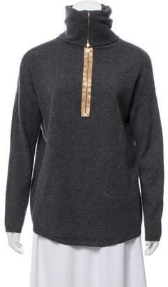 Allude Cashmere Oversize Sweater