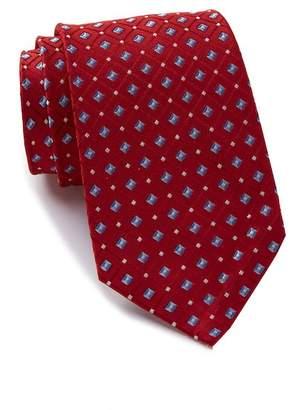Nautica Galley Mini Silk Tie