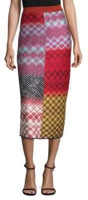 Missoni Lace Midi Skirt