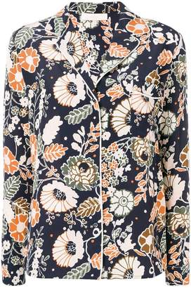Vanessa Bruno floral print blouse