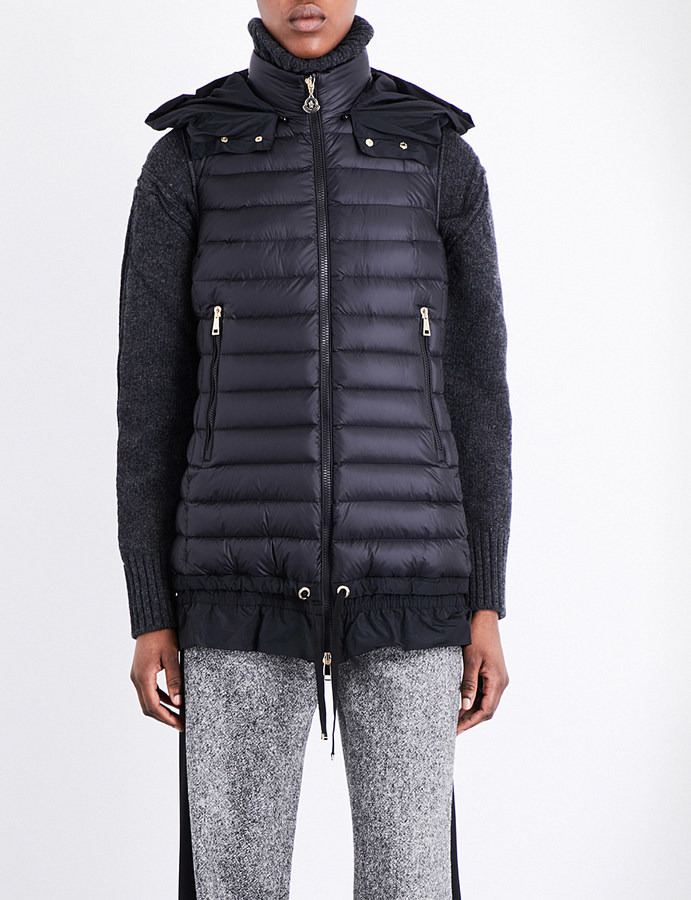 MonclerMONCLER Marante quilted shell gilet