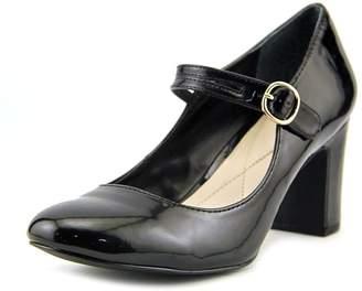 Alfani Womens Hillaree Closed Toe Ankle Strap Mary Jane Pumps Size 8.0 M US