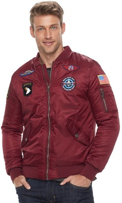X-Ray Xray Men's XRAY Flight Jacket