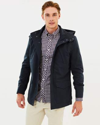 Ben Sherman Luxe Four-Pocket Jacket