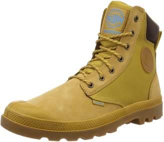 Palladium Men's Pampa Sport Cuff Wpn Combat Boot