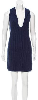 Chanel Cashmere Mini Dress