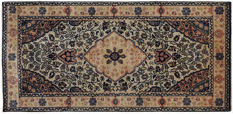 "One Kings Lane Vintage Antique Persian Rug - 2'1"" x 4'2"" - Galerie Shabab"