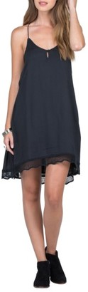 Women's Volcom Scoop Da Loop Swing Dress $49.50 thestylecure.com