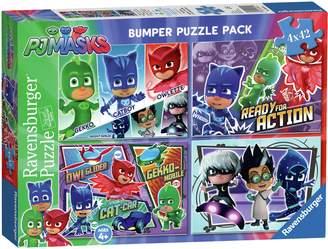 Ravensburger PJ Masks 4x42 Piece Jigsaw Puzzle