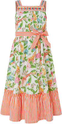 Monsoon Gerrie Giraffe Dress