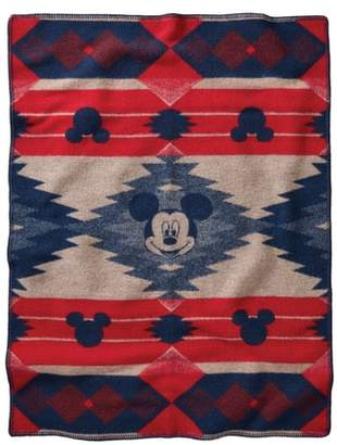 Pendleton Disney - Mickey's Frontier Crib Blanket