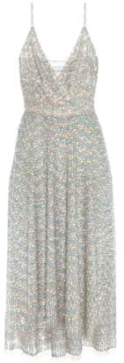 Valentino Sequinned dress