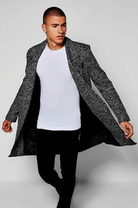 boohoo 3/4 Smart Tailored Jacket