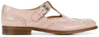Church's classic buckled brogues