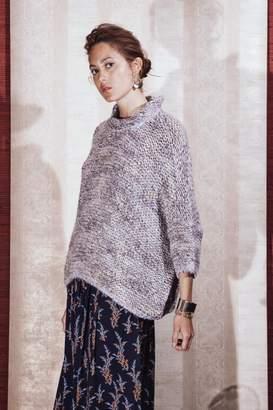 e0da0dd35e9 at Shoptiques · La Fee Maraboutee Large Flecked Sweater