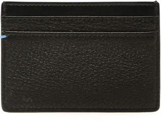 Smythson Burlington Small Leather Card Holder