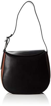 French Connection Women's Olivia Half Moon Bag Shoulder Bag