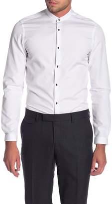 The Kooples Faille Short Shirt