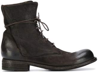 Officine Creative Hubble lace-up boots