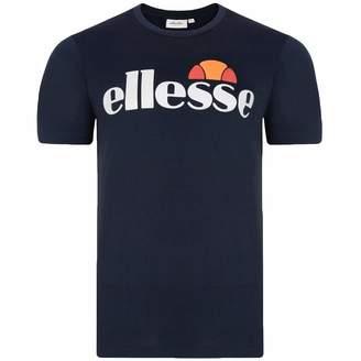 Ellesse Mens Arameo Short Sleeve Crew Neck T-Shirt - M