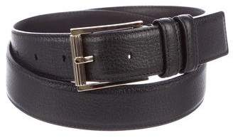Tom Ford Leather Buckle Belt