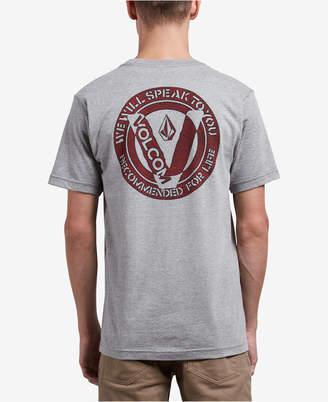 Volcom Men Logo T-Shirt