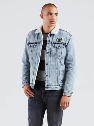 Levi's NFL Sherpa Trucker Jacket