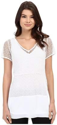 Lysse Elena Lace Top Women's Clothing