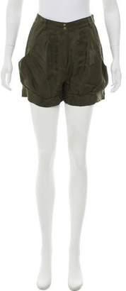Diane von Furstenberg Egg Bert Mini Shorts