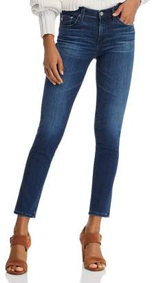AG Jeans Prima Ankle Slim Jeans in 5 Years Blue Essence