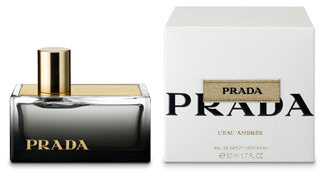 Prada Beauty L'eau Ambree Eau de Parfum, 2.7 oz.