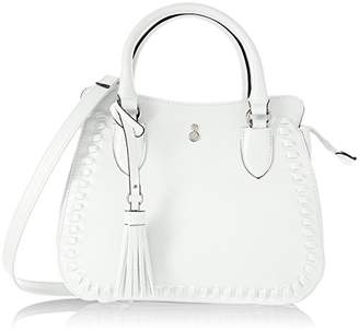 London Fog Whitby Satchel Convertible Cross Body